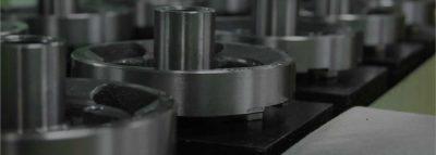 プレス・鍛造・切削品 研磨仕上げまでの一貫対応