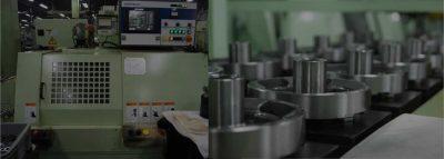 研磨加工が求められる機械部品